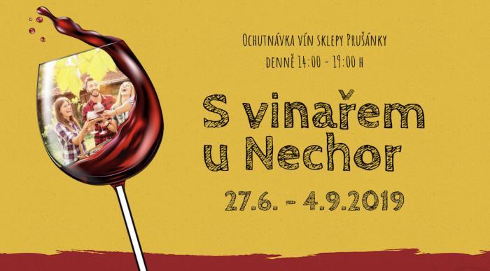 S vinařem u Nechor 2019
